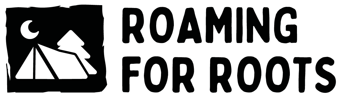 Roaming for Roots Logo